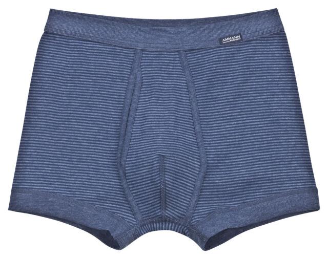 Ammann Isco Bodywear calzoncillos ropa interior pantalones cortos con mango  7   XL azul oscuro  3b8e2ae3dd6a