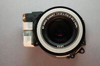 Panasonic Lumix Dmc-lx1 Lens Zoom Unit Assembly Camera Silver A0499