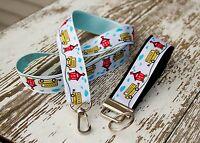 Teacher Appreciation Gift Set Key And Lanyard/badge Or Id Holder