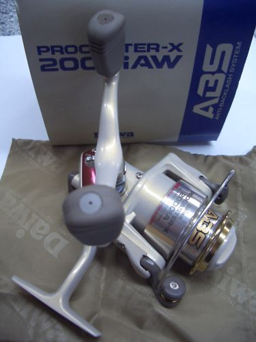 Daiwa Procaster-X 2000iAW, 2000iAW, 2000iAW, neu, ovp 7755f7