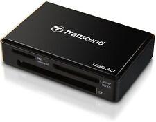 Transcend USB 3.0 Flash Card Reader Ts-rdf8k Rdf8