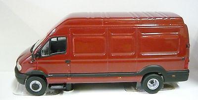 Neu&ovp Geeignet FüR MäNner Und Frauen Aller Altersgruppen In Allen Jahreszeiten Renault Mascott Transporter Kompetent Norev 7711212388 Weinrot Metallic 1/43