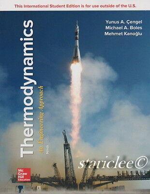 PDF Thermodynamics an Engineering Approach 9th Edition by Yunus Cengel