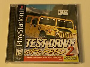 TEST-DRIVE-OFF-ROAD-2-PS1-PlayStation-1-PSX-GAME-COMPLETE-MINT-BLACK-LABEL