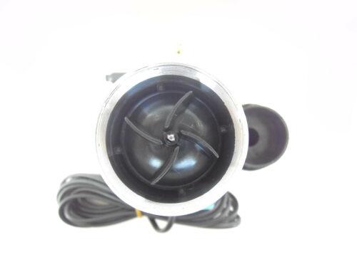 12V Chrome Pump Diesel Fuel Water Syphoning Siphon Transfer Car Van Boat Marine
