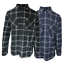 Vans-Off-The-Wall-Men-039-s-Dispatched-L-S-Flannel-Shirt-Retail-55 thumbnail 1