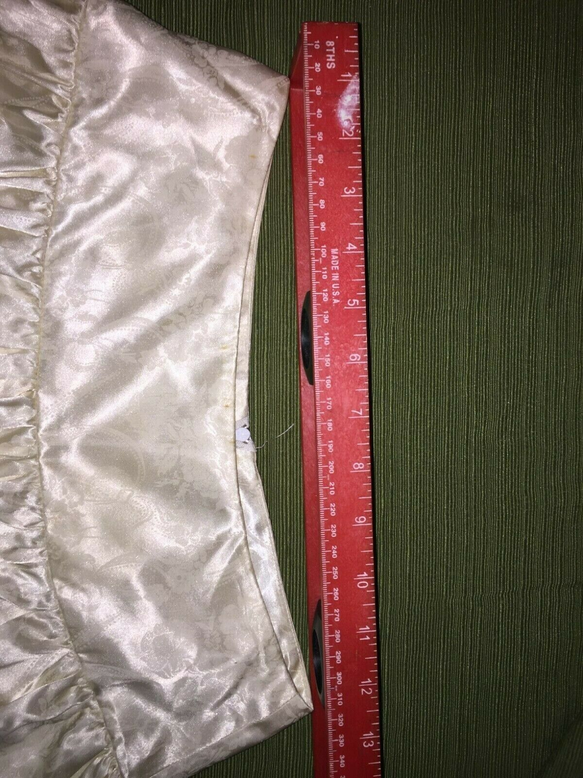 VINTAGE Jessica McClintock Crinoline Skirt 80s - image 8