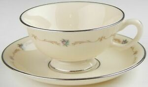 Lenox-China-CAPRI-Cup-amp-Saucer-Set-s-Multiple-Available-EXCELLENT