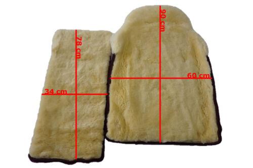 premium quality US super soft wool Genuine medical sheepskin footmuff