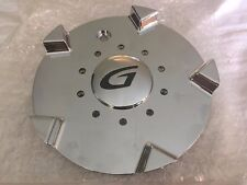 Gianna Blitz Wheel Center Cap C-G1-C (1) NEW Chrome Rim MIddle