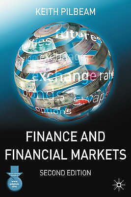 (Good)-Finance and Financial Markets (Paperback)-Pilbeam, Keith-1403948356