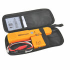 Telephone Tracer Network Rj11 LAN Cable Tester Electric Wire Finder With Bag