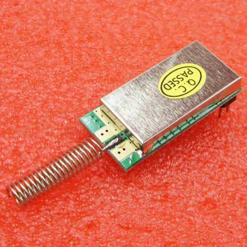 SI4463 Wireless Transceiver Module With 2000M Spring Antenna good quality