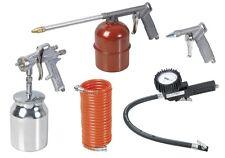 Kit 5  Accessoires Air Comprimé - Compresseur D'Air