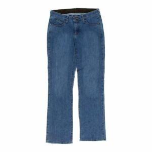 7 Girls Jeans bleu taille baby coton marine Q q4xawpICn