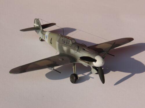 Mistercraft C-76-1:72 BF-109G-2 Ilmavoimat Neu
