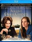August Osage County 0013132619880 With Meryl Streep Blu-ray Region a