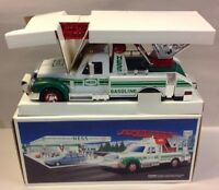 1994 Hess Rescue Truck Ladder Fire Sound Siren Horn Lights Box