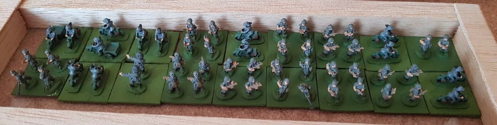 WW2 Ground Forces - Axis Forces - 1 200 scale