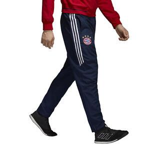 Details about ADIDAS FC Bayern München Fußball Herren CLIMALITE Trainingshose Sporthose FCB