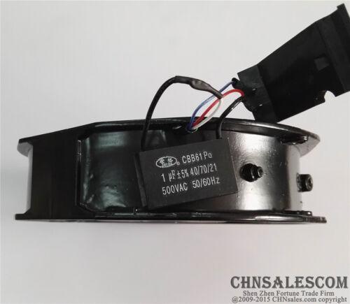 145FZY2-S AC Axial Compressor Cooling Fan Draught Fan 220V 30w 7 Fan Blades
