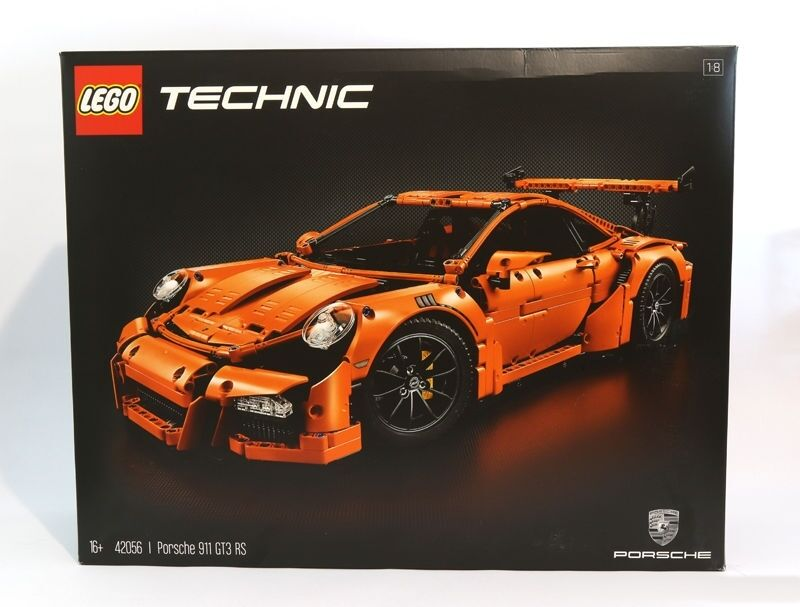 NEW IN BOX - READY TO SHIP - LEGO Technive Porsche 911 GT3 RS 42056 NIB NISB