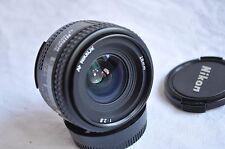 Nikon AF Nikkor 28mm f/2,8, FX und DX