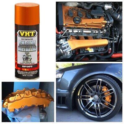 Metallic Burnt Copper Coating Caliper Brake Rotor High Heat Engine Enamel Paint Ebay
