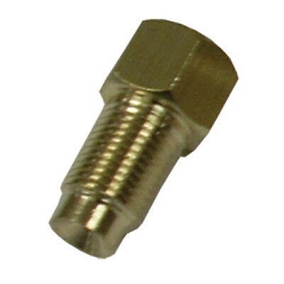 Qty 5 K Tool 04002 Brake Metric Adaptor 3//16 Female Flare X M10x1.0 Male Flare