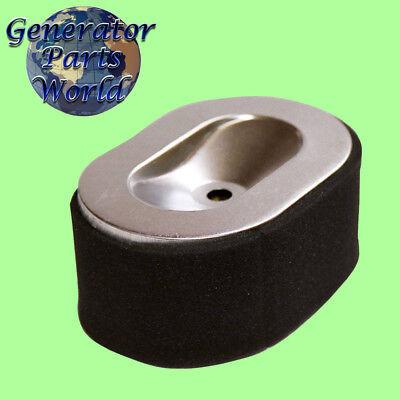 Ammann Yanmar Air Filter LA series 114650-12590 Oval Type Air Filter with foam