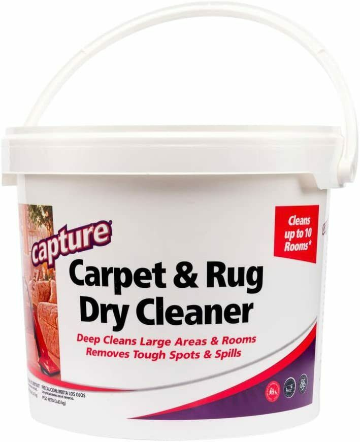 Capture Carpet Dry Cleaner 4lb For