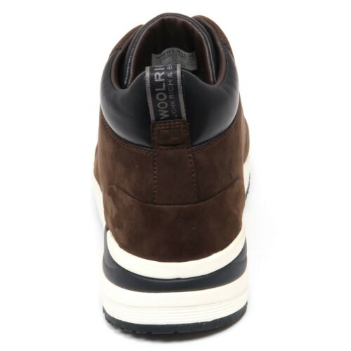 John Chaussures Homme Homme Sneaker Chaussures Rich Bros Woolrich F6078 Nabuk S6HqwZ8