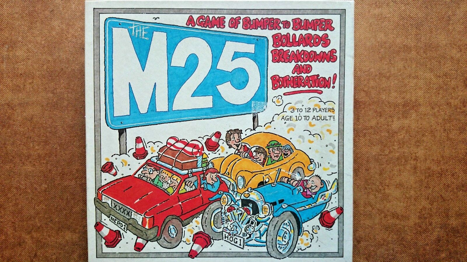 The M25 Board Game  by BV Leisure
