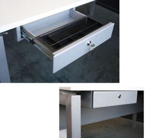 unterbau schublade 4 farben lieferbar schreibtisch schublade h ngeschublade ebay. Black Bedroom Furniture Sets. Home Design Ideas