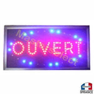 PANNEAU-ENSEIGNE-LUMINEUSE-A-LEDS-OUVERT-POUR-COMMERCANT-Pas-Cher