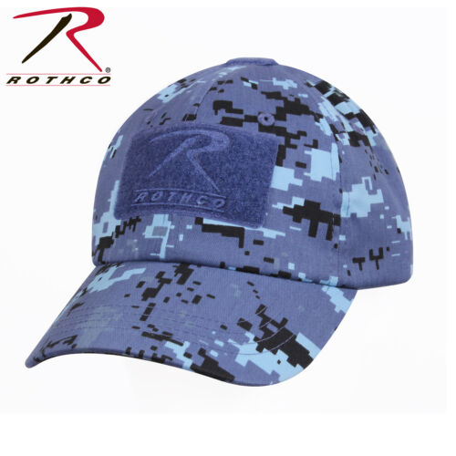 Special Force Low Profile Tactical Adjustable Operator Cap /& American Flag Patch
