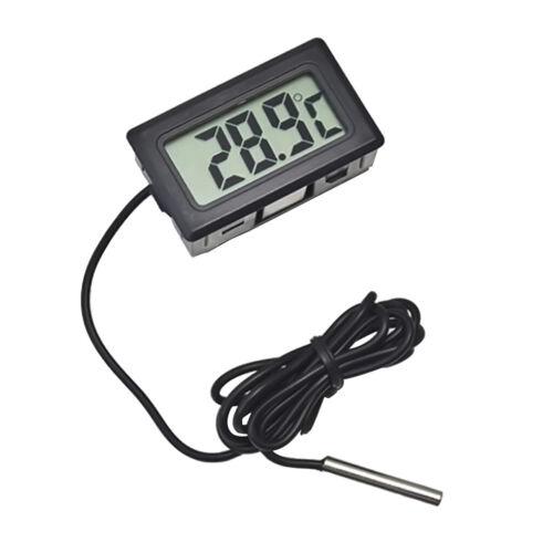 -50 ° C bis 110 ° LCD Digitales Wasser Thermometer Temperaturmessbereich
