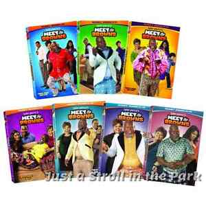 tyler perry meet the browns tv show on dvd