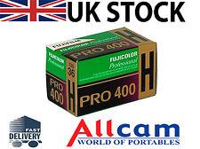 Fuji Pro 400H 35mm 36 exposures ISO400 Color Negative Film