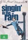 Singin' in The Rain 50th Anniversary DVD PAL Region 4 Aust Post