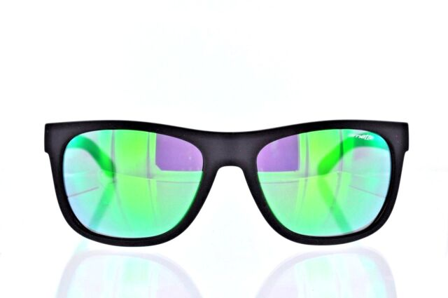 d25b239d96 Arnette Fire Drill AN4206-02 2285 3R Gloss Black Lime Citrus Chrome Lenses