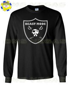 "Marshawn Lynch Oakland Raiders /""LOGO/"" jersey T-shirt Shirt or Long Sleeve"