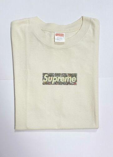 Supreme pollock box logo tee 1999