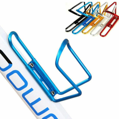 Aluminum Bicycle Cycling Water Bottle Holder Rack Cage For Mountain Bike