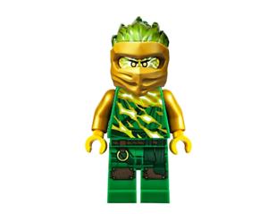 Lego Lloyd FS 70681 Spinjitzu Slam Ninjago Minifigure