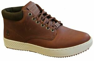 Timberland-Cityroam-Cupesole-Brown-Leather-Lace-Up-Mens-Chukka-Boots-A1TFB