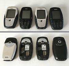Nokia Job Lot/ N*4 pcs / NOKIA 6600 NHL-10 - Sim Free -  Fully working  -Tested
