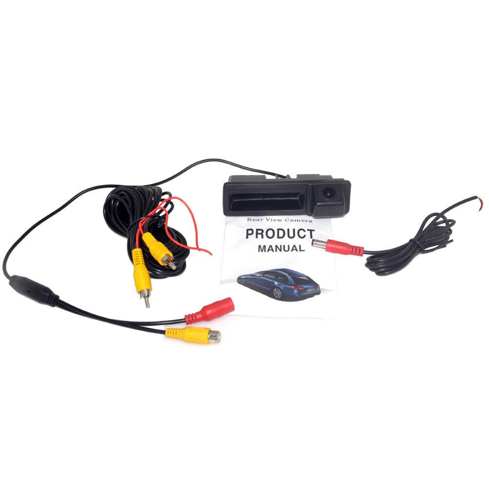 Consumer Electronics Vehicle Electronics & Gps Hd Reversing Camera For Cayenne Audi A4 A4l A6 A6l A7 A5 Q7 Q5 Q3 Rs5 Rs6 A3 A8l
