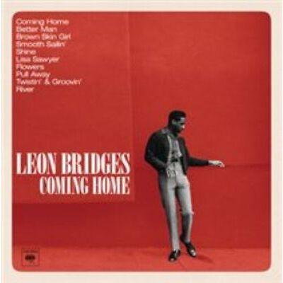 Coming Home [LP] * by Leon Bridges (Vinyl, Jun-2015, Columbia (USA))