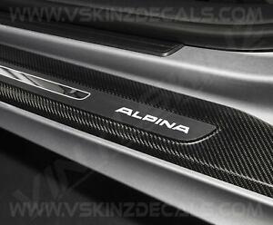 4x-BMW-Alpina-Logo-Premium-Quality-Door-Sill-Decals-Stickers-11-Colours-Alpina